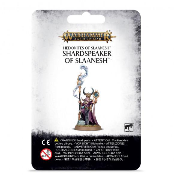 Hedonites of Slaanesh: Shardspeaker of Slaanesh