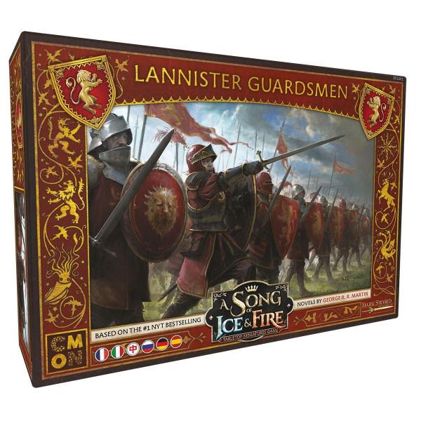 A Song of Ice & Fire: Miniaturenspiel - Lannister Guardsmen