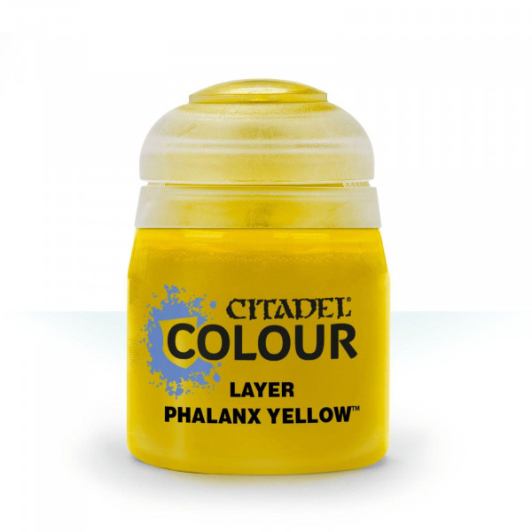 Farben Layer: Phalanx Yellow