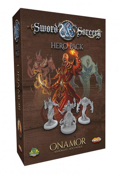 Sword & Sorcery - Onamor - Hero Pack