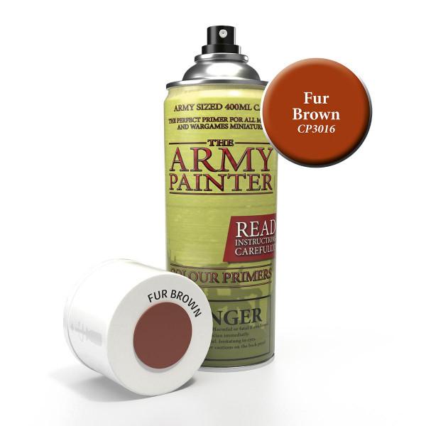 Army Painter: Primer Rat Fur Brown