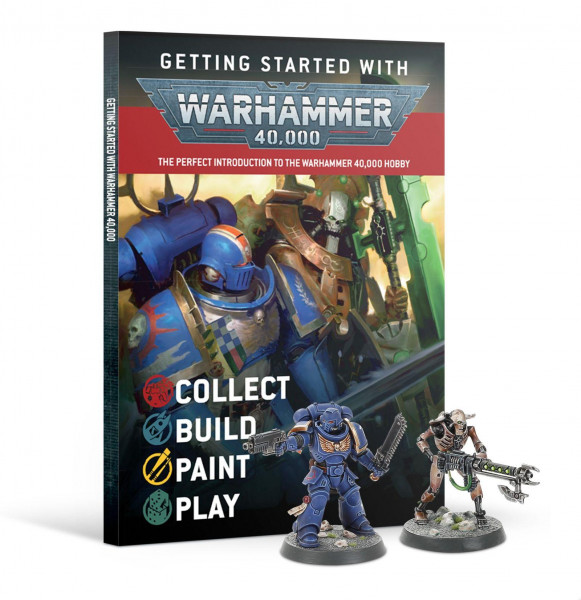 Warhammer 40.000 - Einsteiger Leitfaden