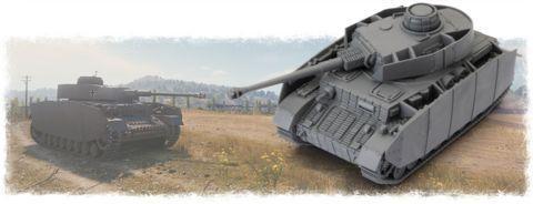 World of Tanks Expansion - German (Panzer IV H) deutsch