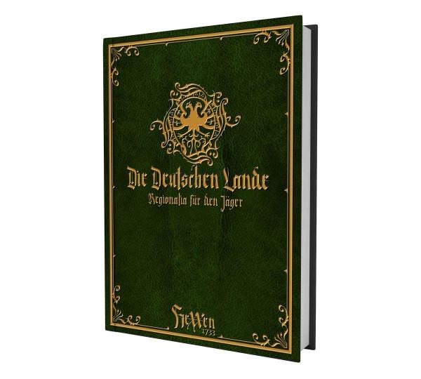 HeXXen 1733 - Die Deutschen Lande - Regionalia für den Jäger
